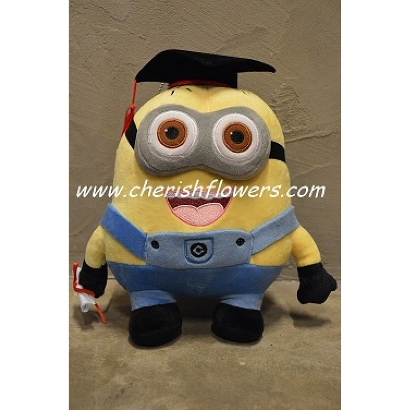 AOT28 - GRADUATION MINION