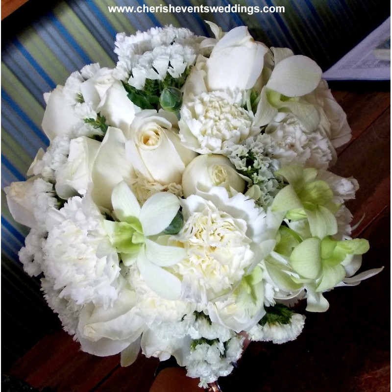 BB001 - Bridal Bouquet (Self Pick Up)
