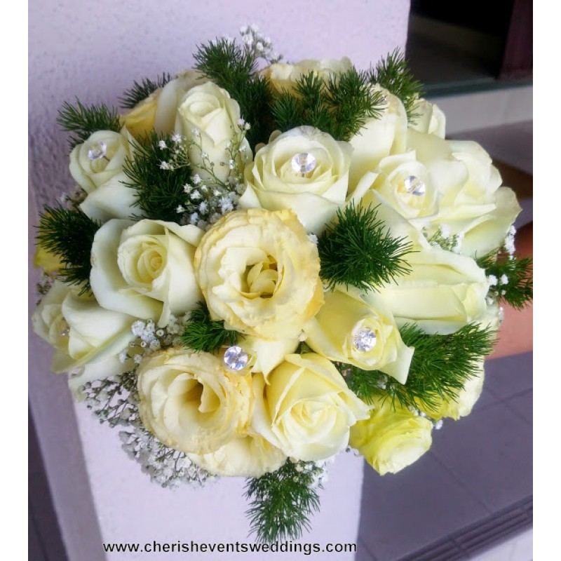 BB004 - Bridal Bouquet (Self Pick Up)