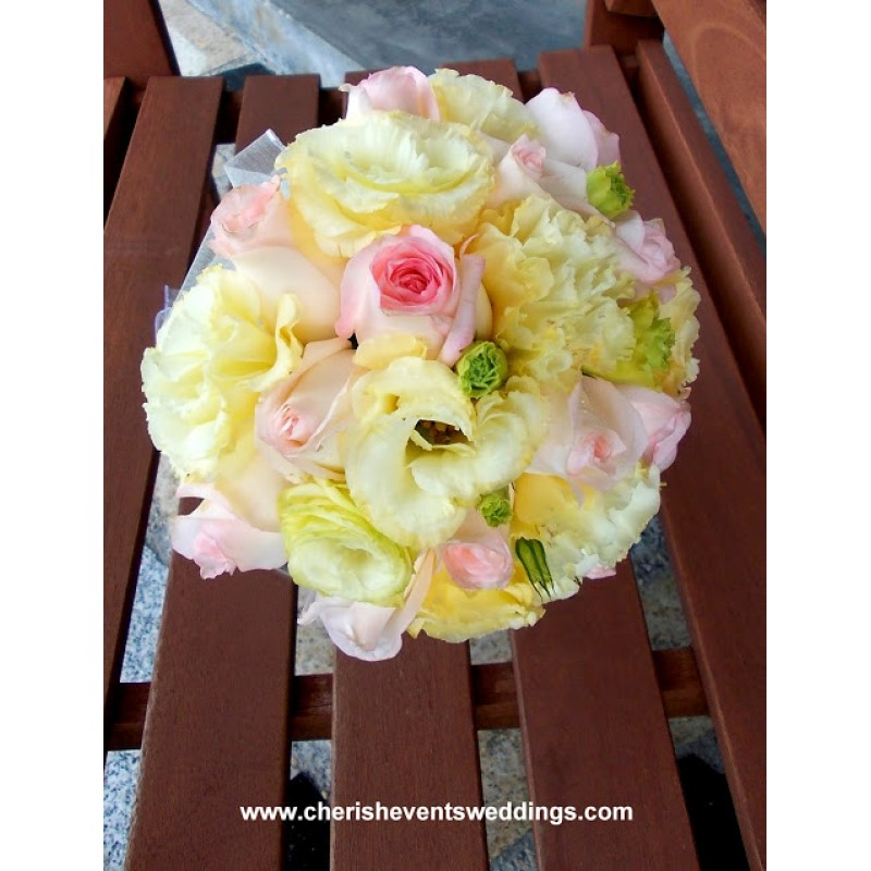 BB007 - Bridal Bouquet (Self Pick Up)