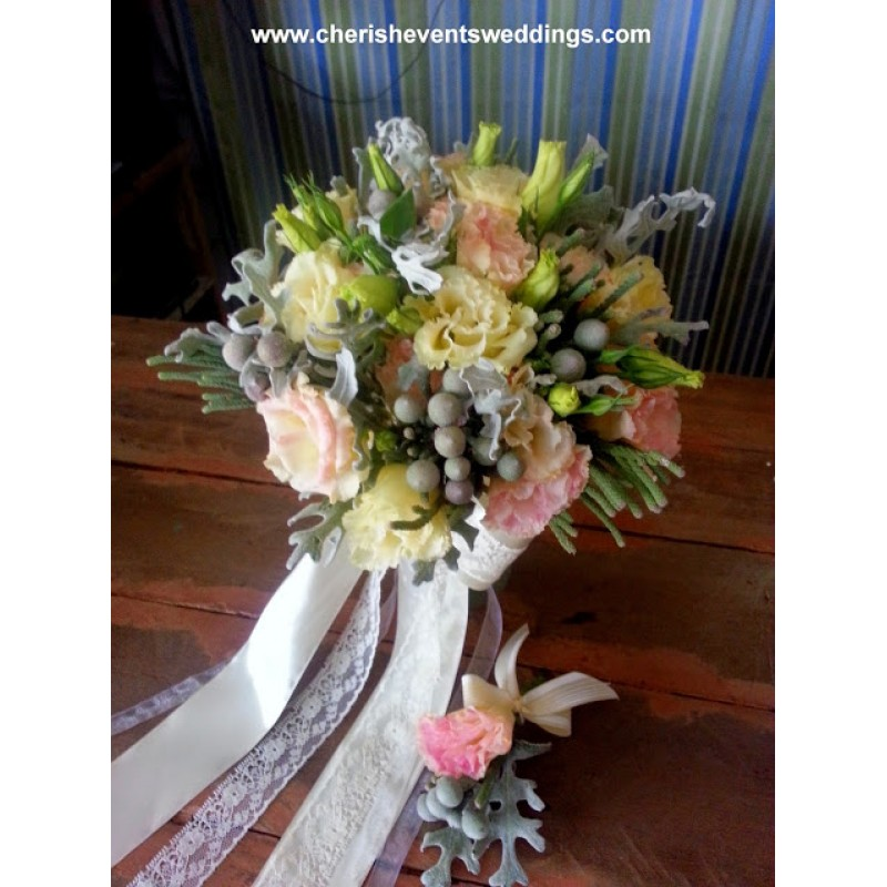 BB008 - Bridal Bouquet (Self Pick Up)