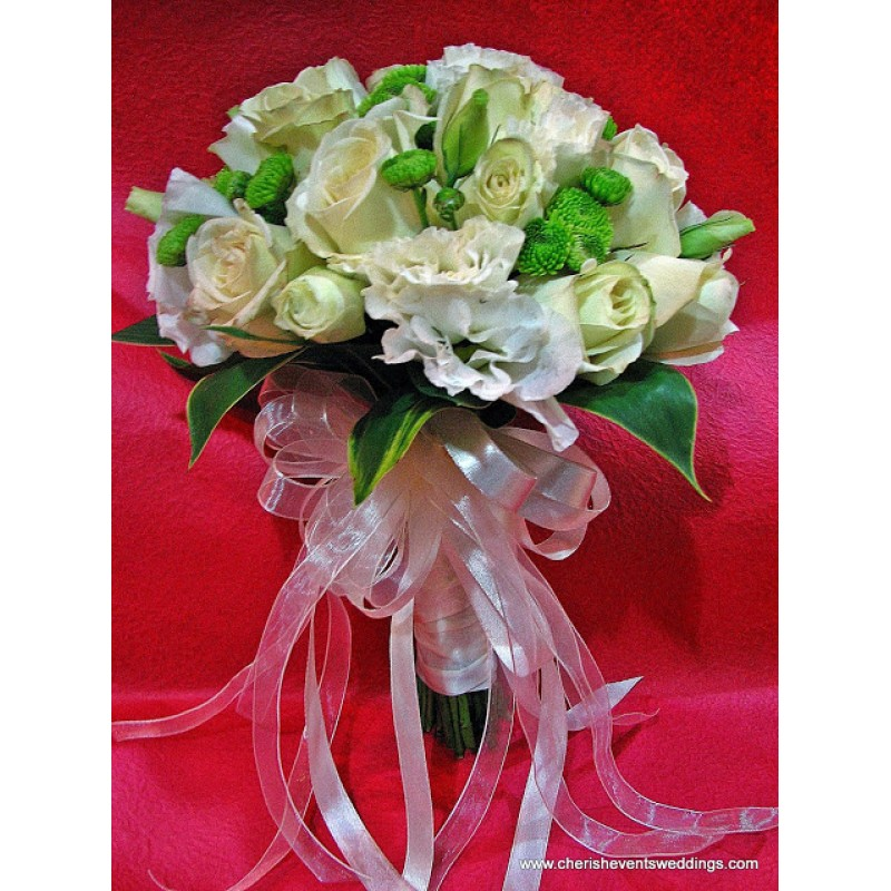 BB011 - Bridal Bouquet (Self Pick Up)