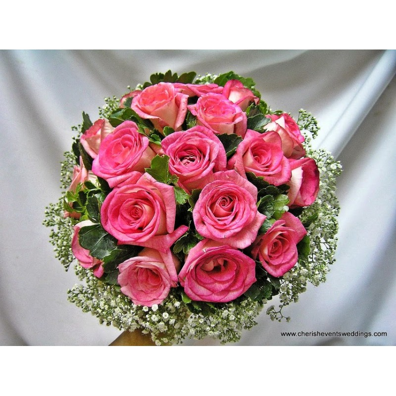 BB012 - Bridal Bouquet (Self Pick Up)