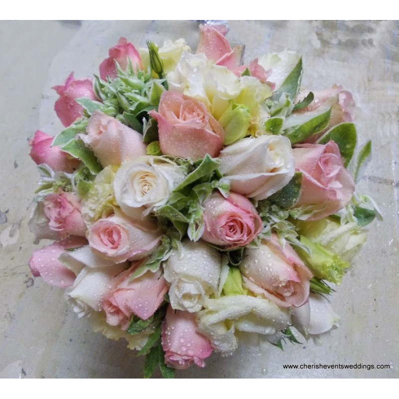 BB018 - Bridal Bouquet (Self Pick Up)