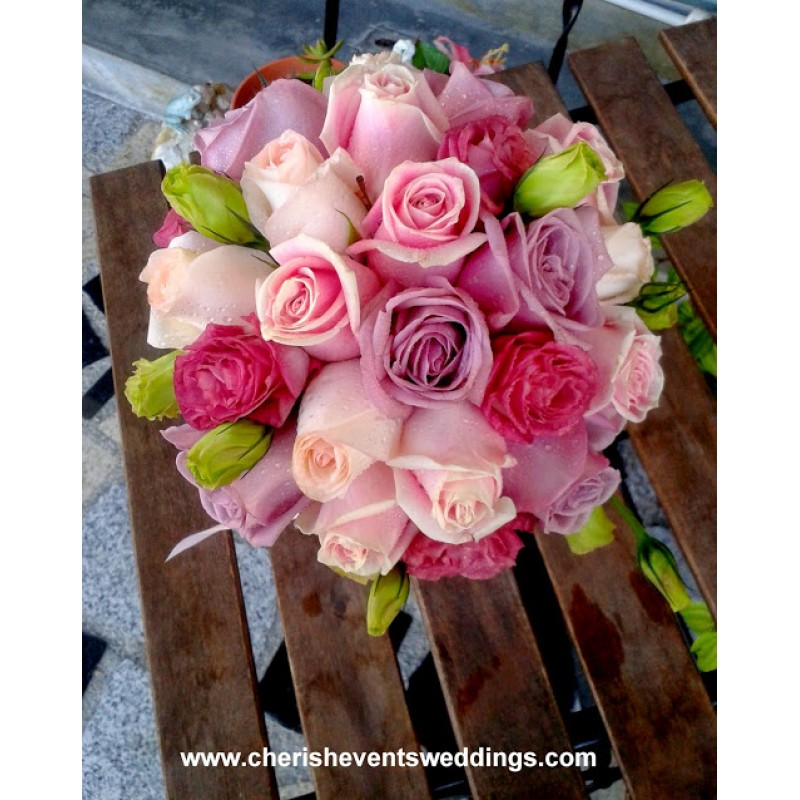 BB019 - Bridal Bouquet (Self Pick Up)