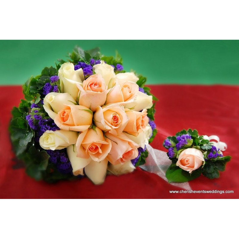 BB022 - Bridal Bouquet (Self Pick Up)