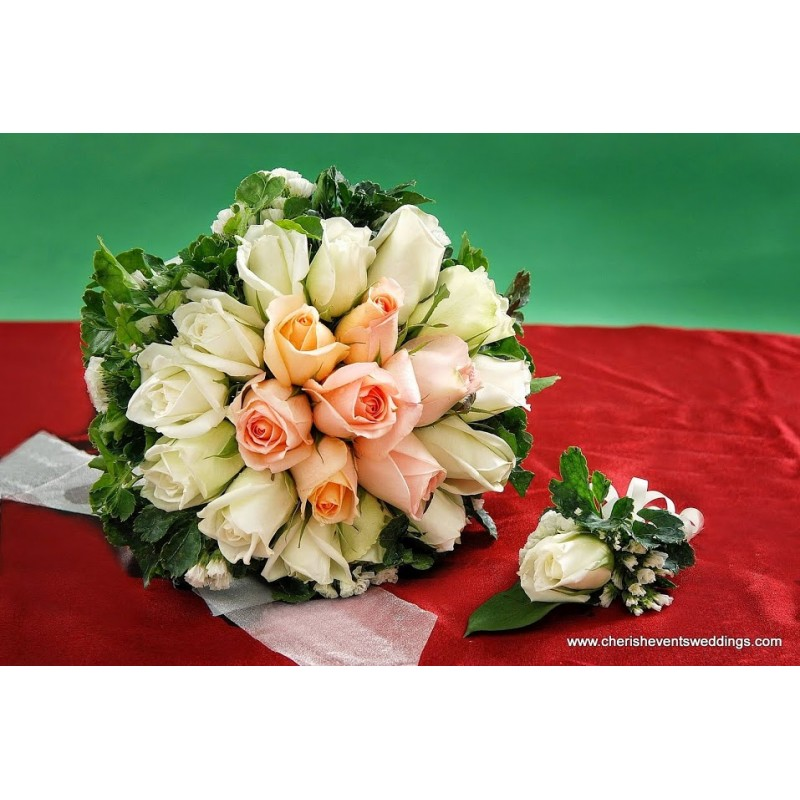 BB023 - Bridal Bouquet (Self Pick Up)