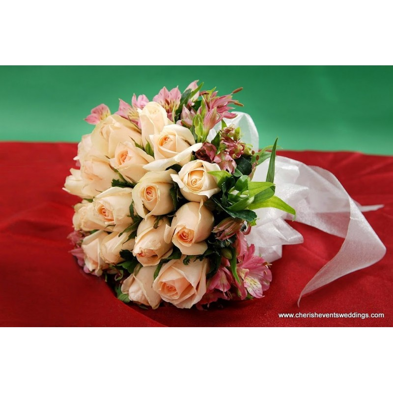 BB024 - Bridal Bouquet (Self Pick Up)