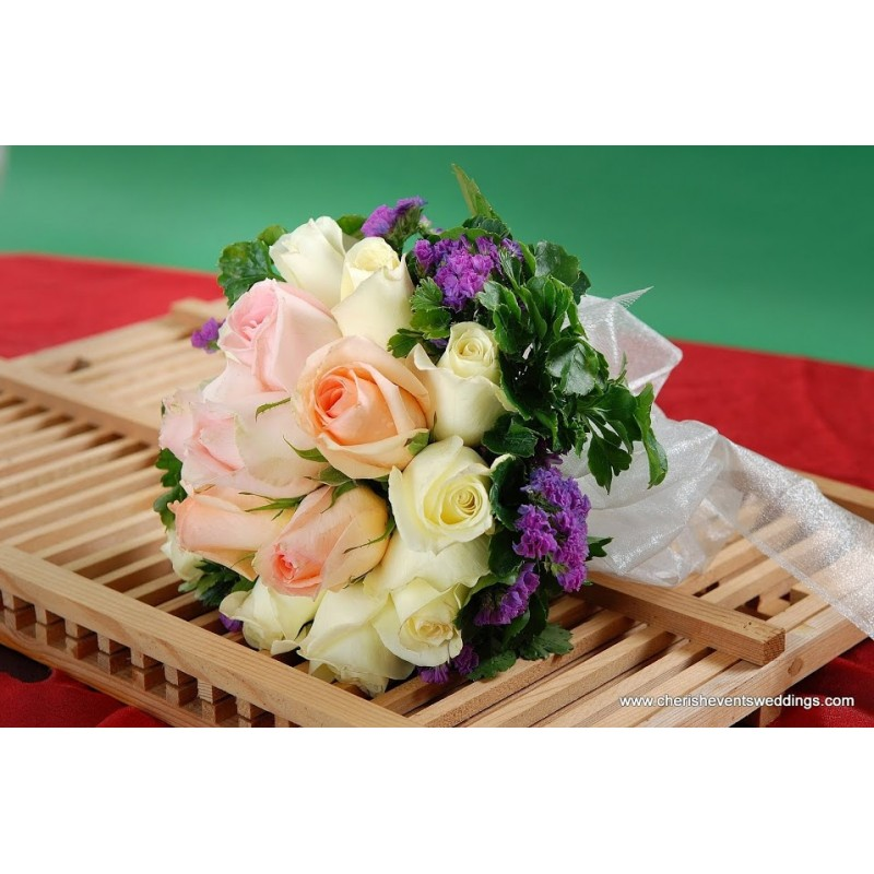BB025 - Bridal Bouquet (Self Pick Up)