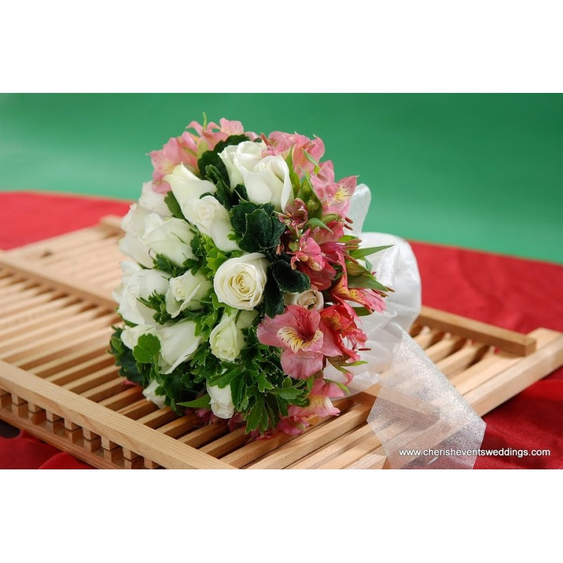 BB026 - Bridal Bouquet (Self Pick Up)