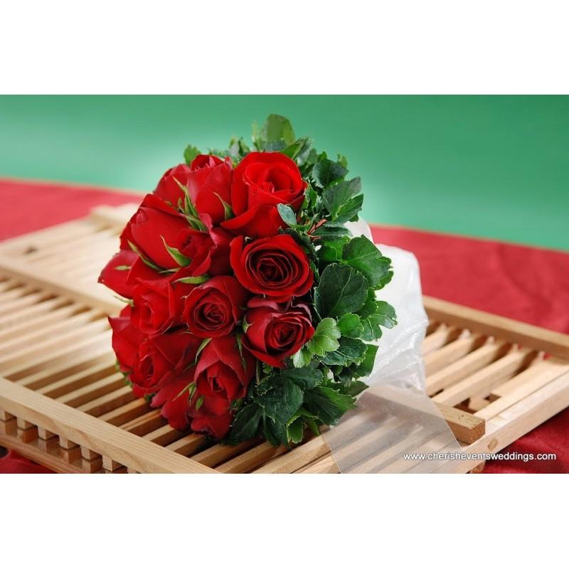 BB027 - Bridal Bouquet (Self Pick Up)