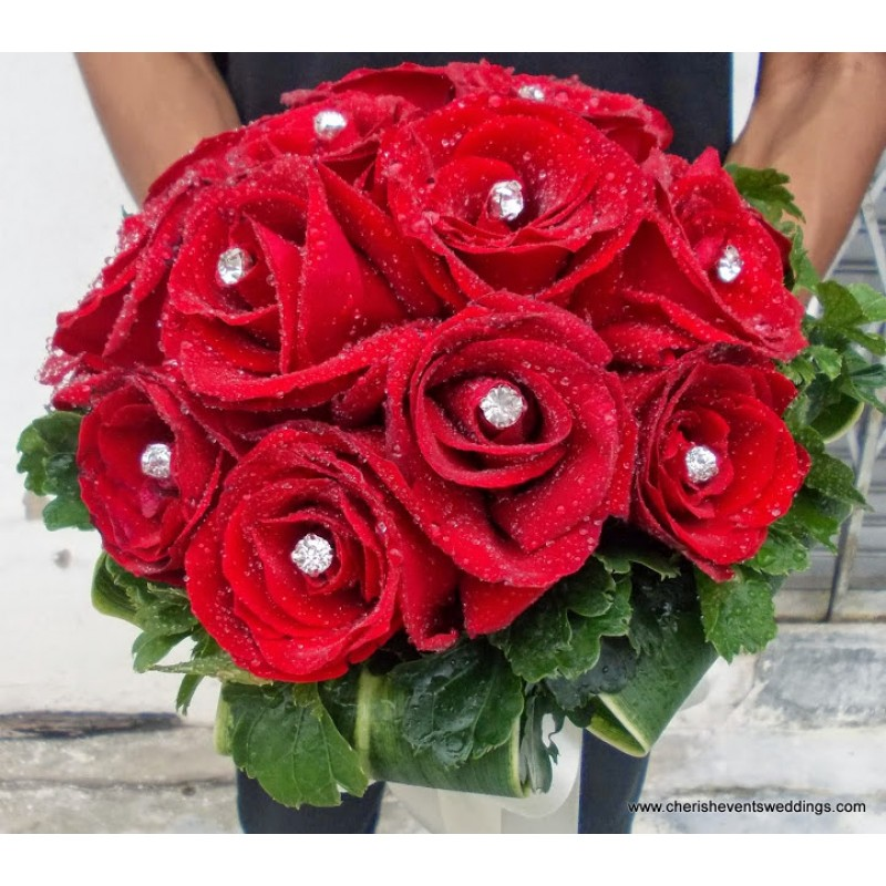 BB028 - Bridal Bouquet (Self Pick Up)