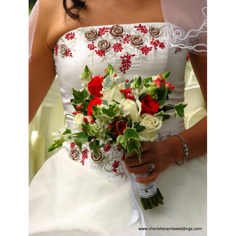 BB039 - Bridal Bouquet (Self Pick Up)