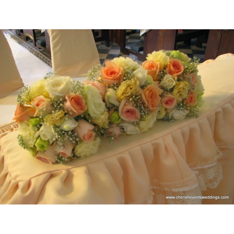 BB042 - Bridal Bouquet (Self Pick Up)