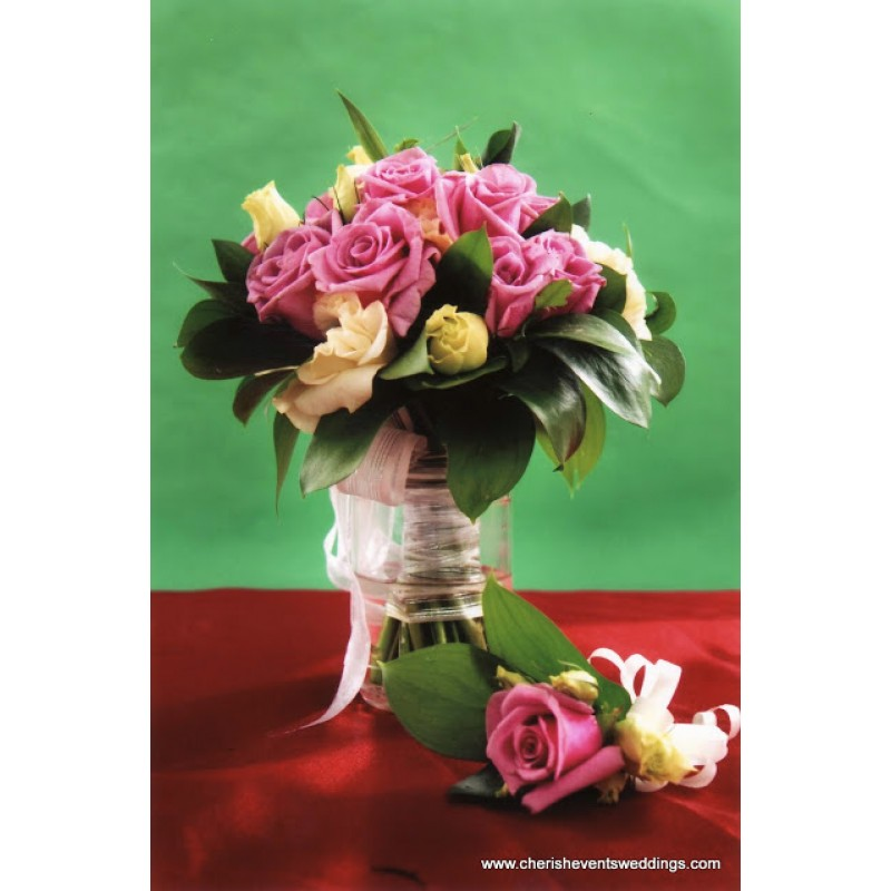 BB043 - Bridal Bouquet (Self Pick Up)
