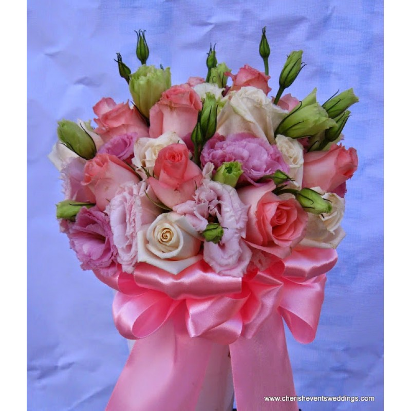 BB047 - Bridal Bouquet (Self Pick Up)