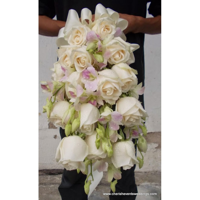 BB049 - Bridal Bouquet (Self Pick Up)