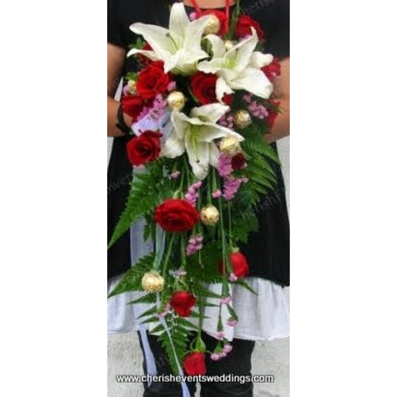 BB050 - Bridal Bouquet (Self Pick Up)