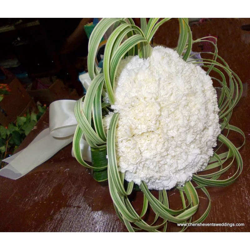 BB052 - Bridal Bouquet (Self Pick Up)