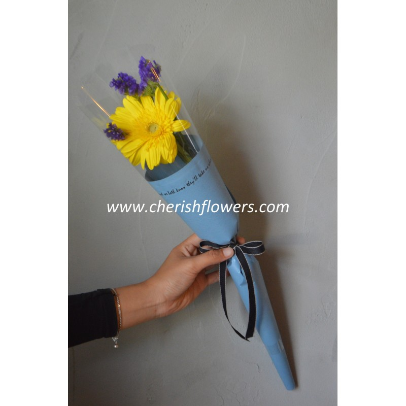 CC01 - Daisy Bouquet (Cash & Carry)