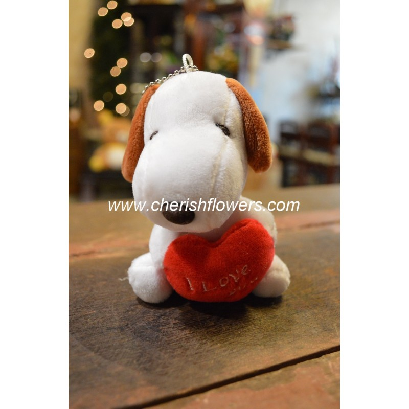 AOT19 - I Love You Snoopy (Red)