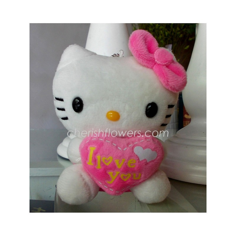 AOT03 - I Love You Hello Kitty (Pink)