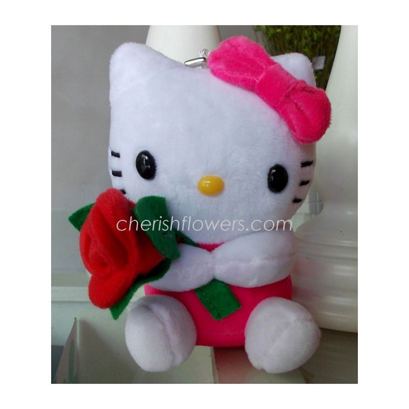 AOT05 - Hello Kitty with Flower