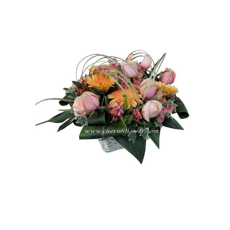 FA40 - Roses Mix Daisy Arg