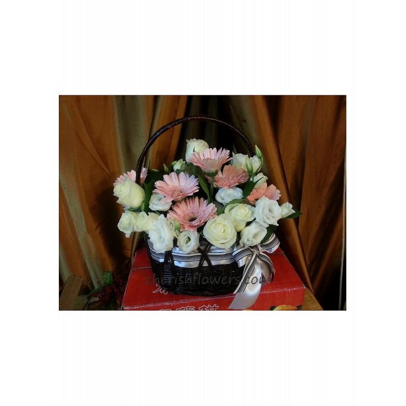 FA62 - Roses & Daisies Arg