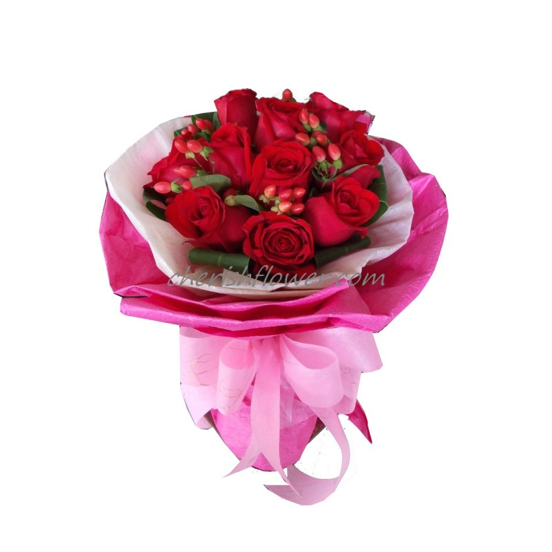 HB11 - Rose Bouquet