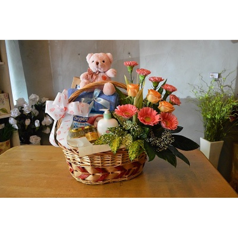 NBB17 - Baby Boy Hamper