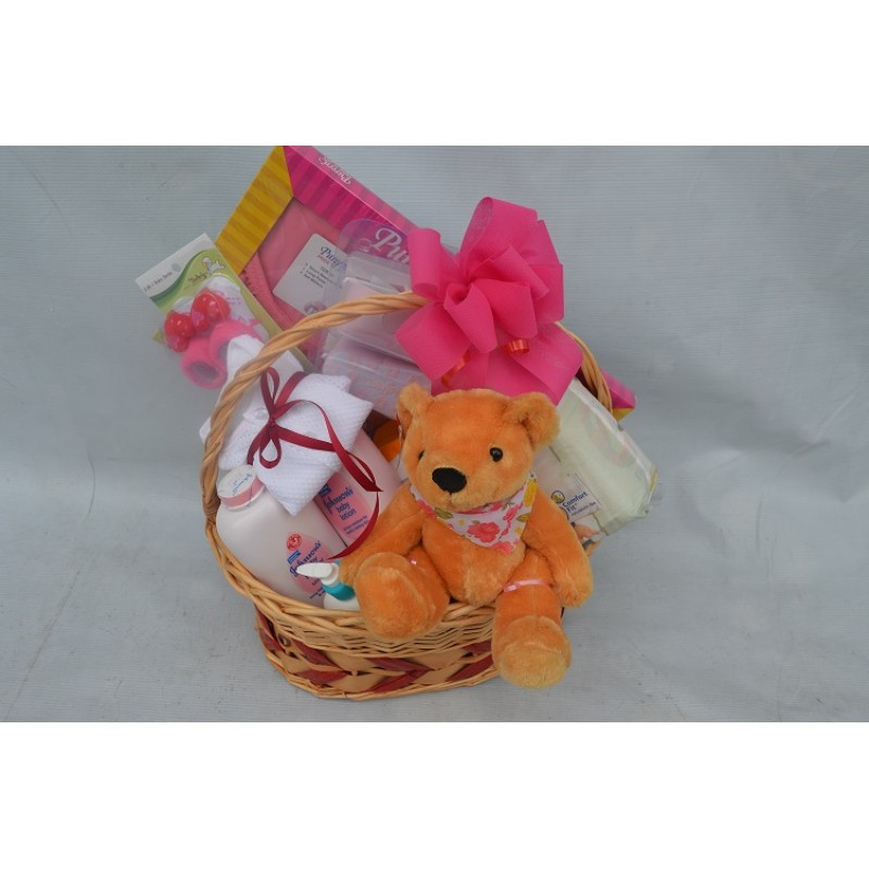 NBB16 - Baby Girl Hamper